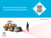 Get RFID Tag based Proximity warning and alert systems at best prices
