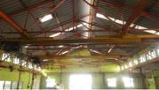 AMS E Side Crane 2T SG EOT 1