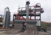 The plant of hot recycling of asphalt RAP60 (60 t / h)