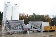Mobile Concrete Plant F-2200 (60 m3 / h) Sweden
