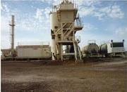 Used mobile asphalt plant Intrame UM 260 - 2005 c. production - Spain