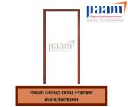 Customizable Doors and door frames