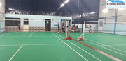 BADMINTON COURT CONSTRUCTION IN CHENNAI