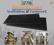 PAC Shuttering Board